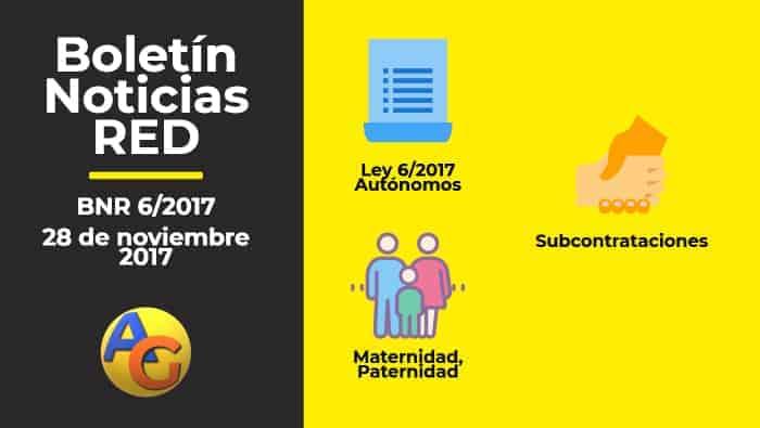 Boletín Noticias RED 06-2017