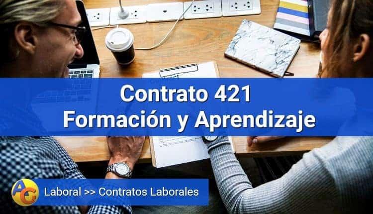 421 formación y aprendizaje