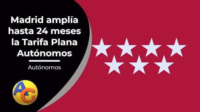 Tarifa Plana 24 meses Madrid