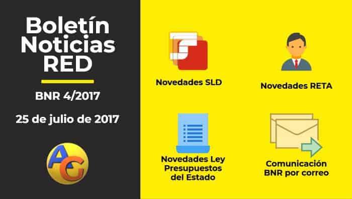 Resumen Boletín Noticias RED 04-2017