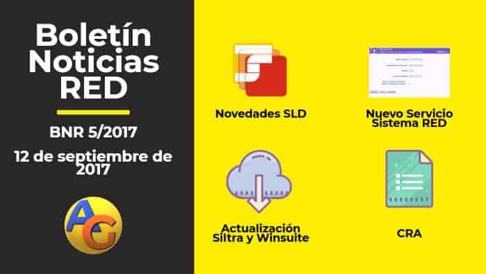 Resumen Boletín Noticias RED 05-2017