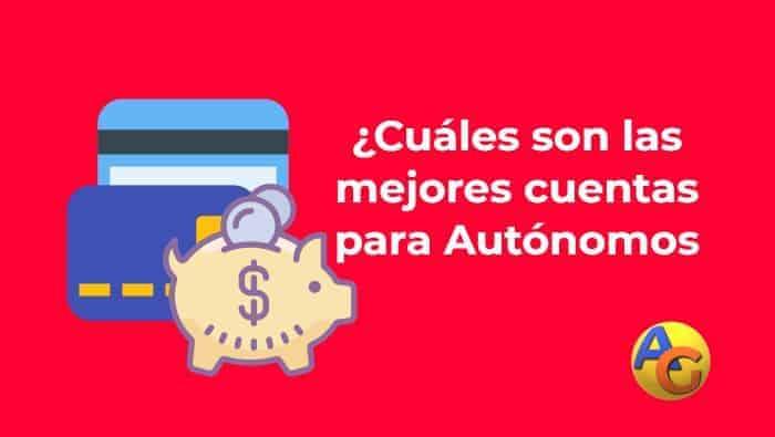 Cuentas para autónomos banca