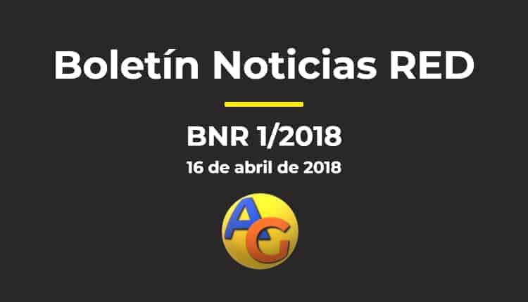 BNR 1-2018 16 de abril