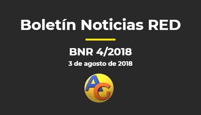 BNR 3 de agosto de 2018 bnr 4-2018