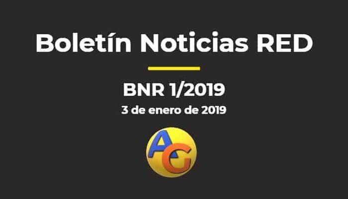 BNR 3 de enero 2019