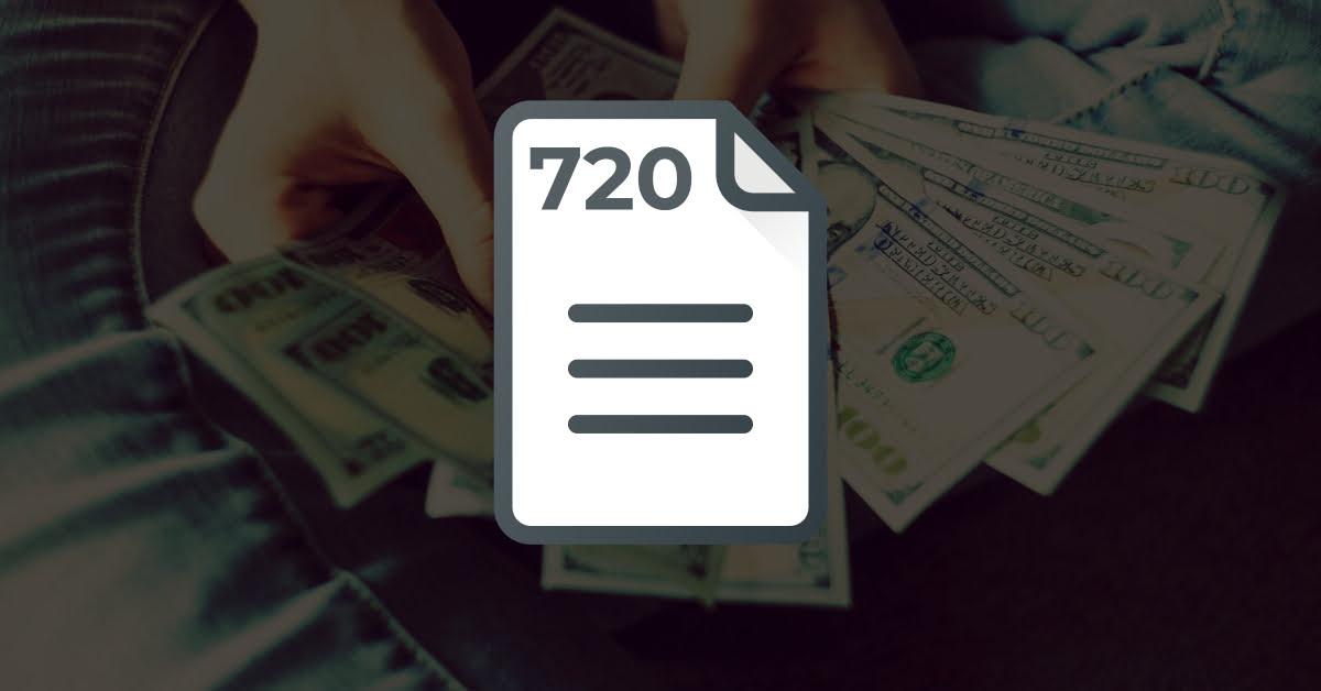 Preguntas frecuentes modelo 720