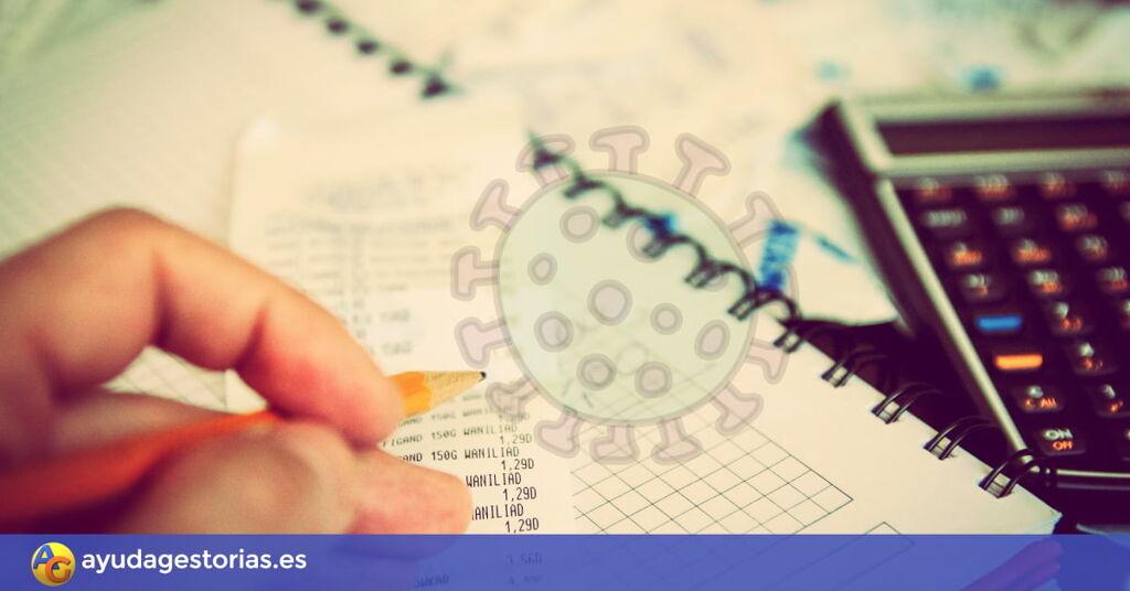 Novedades fiscales pro covid19